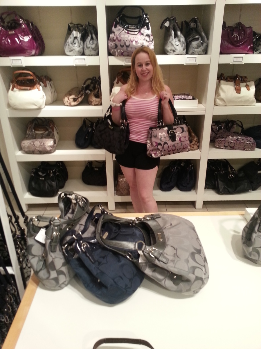 How To Save Money On Coach Products Coach Outlets Vs