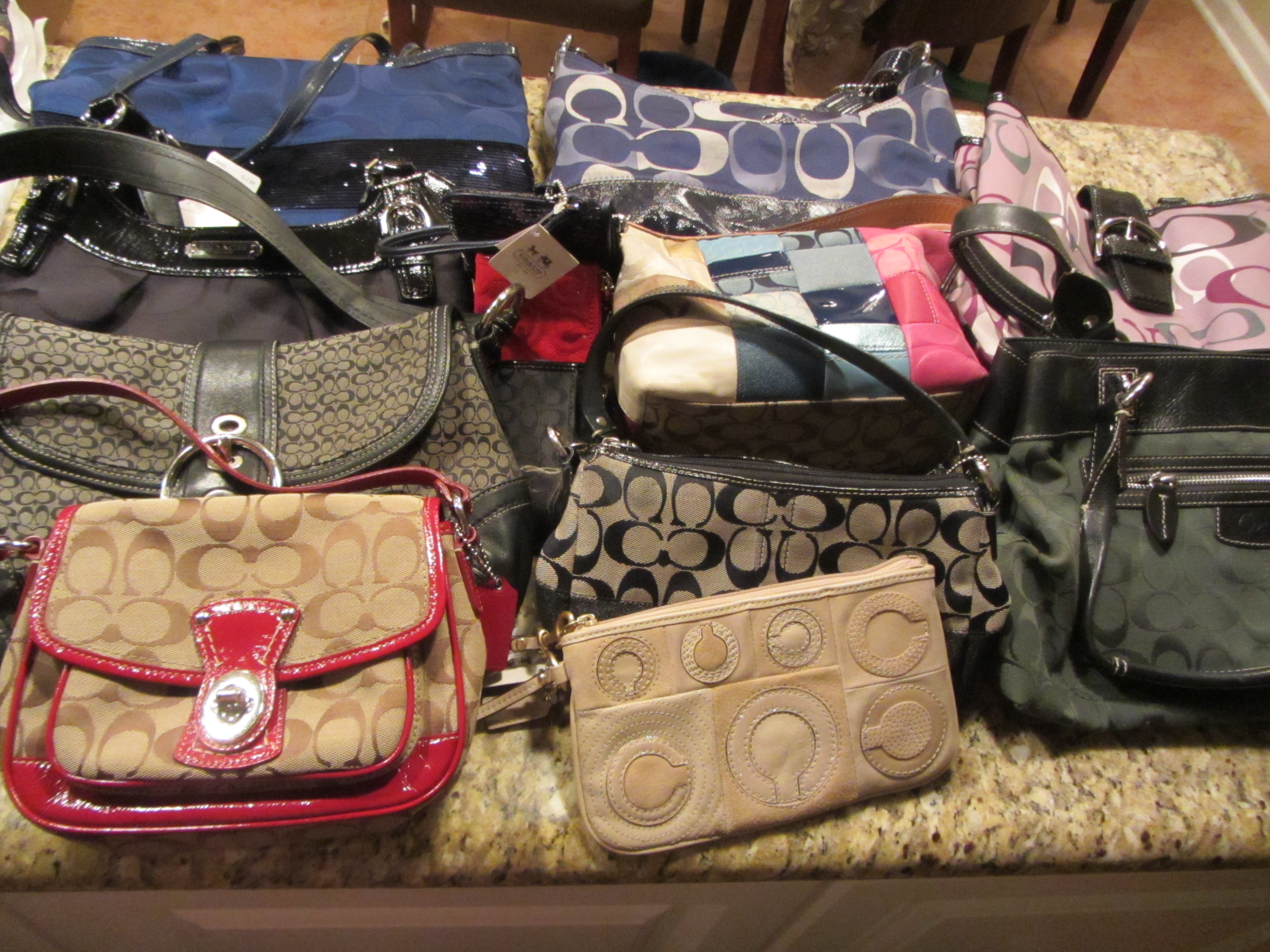 coach luggage outlet wlaf  Every Coach bag