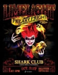 Shark Club Halloween Party