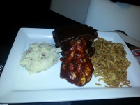 Black Jack BBQ Chicken & Ribs - Dave & Buster's