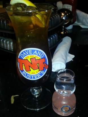 Specialty Drinks - Dave & Buster's