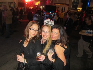 New Years Eve OC Fair Block Party fun with some of my good friends