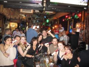 More crazy fun times with my fans at Huntington Beach Baja Sharkeez