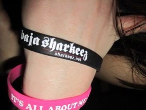 Baja Sharkeez Bracelets