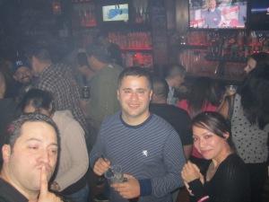 Good times at Sharkeez HB