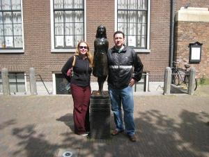 Amsterdam - Ann Frank House
