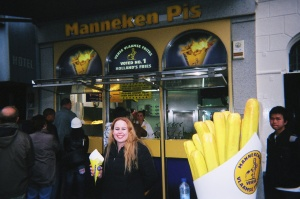 Amsterdam - Manneken Pis
