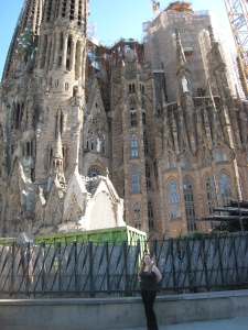Barcelona Sagrada Familia Catholic Church