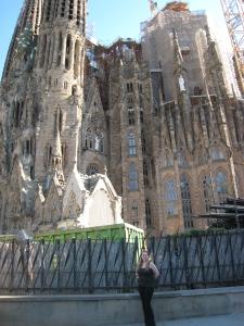 Barcelona Sagrada Familia Catholic Church