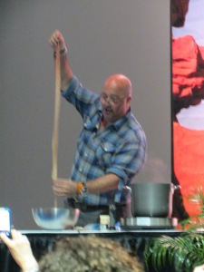 Andrew Zimmerman Cooking Demonstration