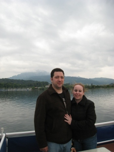Lucerne Switzerland Boat tour