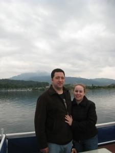 Lucerne Switzerland Boat tour