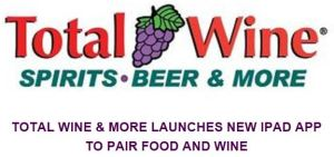 Total Wine & More logo new app