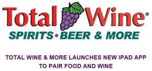 Total Wine & More logo new app