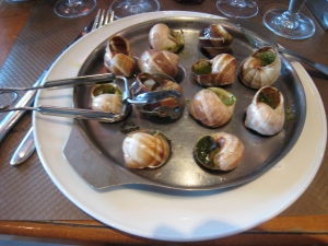 Paris- Escargot