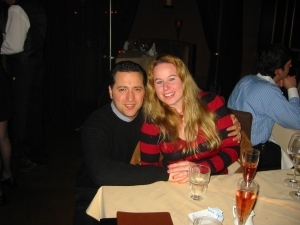 2007 Valentines Day Chat Noir