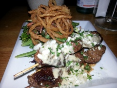 Grilled Filet Mignon Skewers