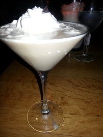 Bananas About you Martini