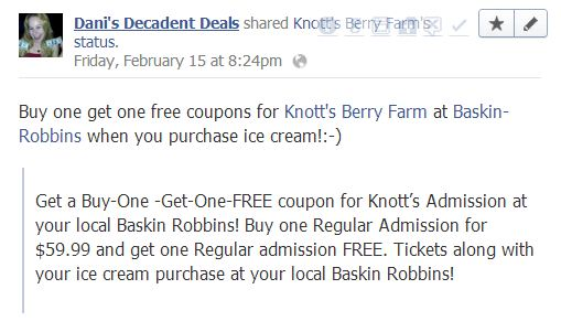graphic about Knotts Berry Farm Printable Coupons named Knotts berry farm coupon codes march 2018 - Siriusxm membership