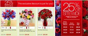Pro Flowers Valentine's Day