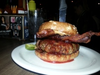 Peanut Butter & Jeallousy Burger