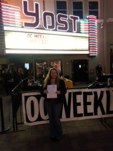 Yost Theater & Dani