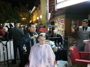 Hawleywood Barber shop