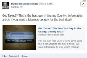 Best Tax Guy in OC