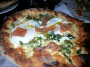 Green Eggs & Ham Pizza (2)