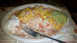 Mexican Pizza..my fave yum