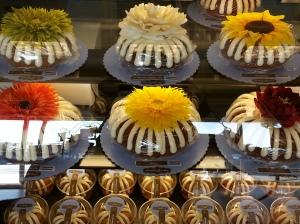 Amazing Nothing Bundt Cakes