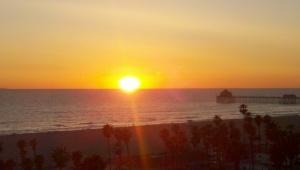 Gorgeous Sunset Huntington Beach