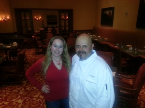 Me & Chef Jose Rodriguez
