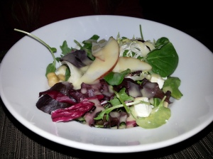 Salad of Watercress & Endive