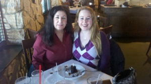 Mom's Bday @ Macaroni Grill Recently