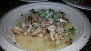 $1 Chicken Taco