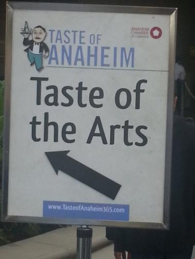 Taste of Anaheim