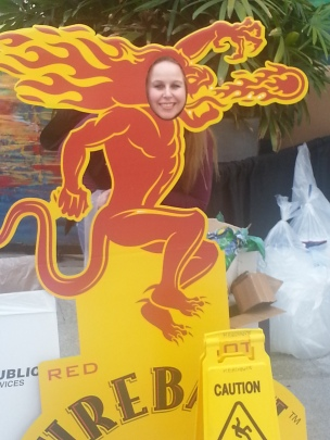 It's all about the Fireball!
