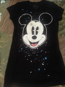 Another Disney shirt - I love Mickey!! $2.50