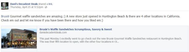 Bruxie Huntington Beach Grand Opening
