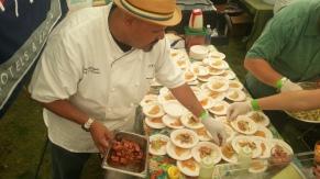 Chef Joe & Fresh Ahi