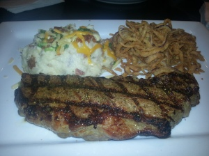 Dave & Buster's Steak