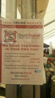 Drunk Rescue Driving Services - HB