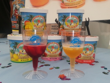 OC SLush Wine Drinks