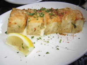 Ralph Brennan's Jazz Kitchen Fabulous Bread Appetizer