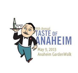 taste of anaheim logo