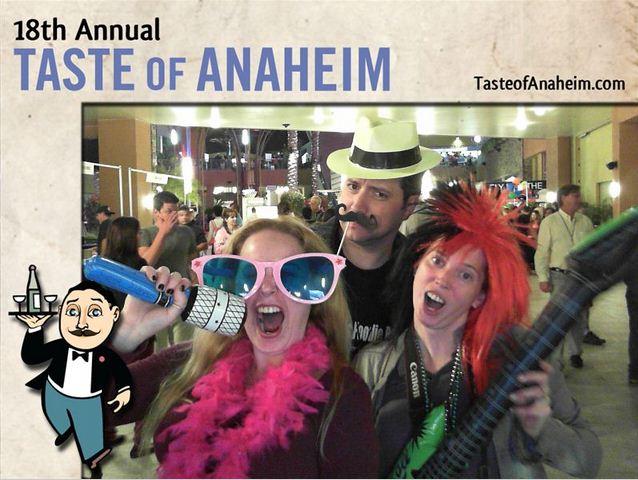 Anaheim Garden Walk Store Directory: Taste Of Anaheim 18th Annual Picture Overview