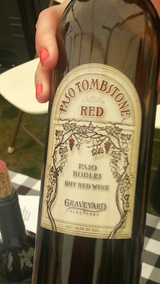 Tombstone Red