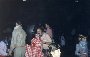 1988 January - Girl Scout Square Dance
