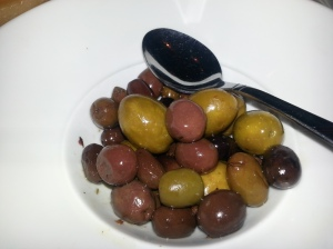 Olive Al Forno - Roasted Marinated Olives